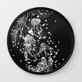 Jelly Dream 3 Wall Clock