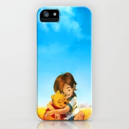 Everything is Right iPhone Case