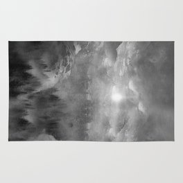 Black and White - Wish You Were Here (Chapter I) Rug