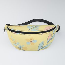 Flower Design Series 12 Fanny Pack