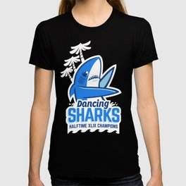Dancing Sharks T-shirt