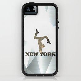 Gymnastics New York iPhone Case