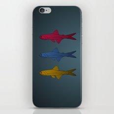 Lampanyctus Australis iPhone & iPod Skin