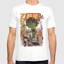 Broccozilla T-shirt