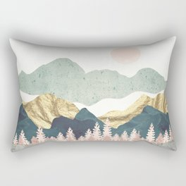Summer Vista Rectangular Pillow