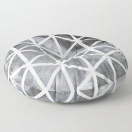 GEOMETRIC SERIES I Floor Pillow