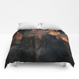 Flames & Ashes Comforters