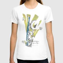 CutOuts - 5 T-shirt