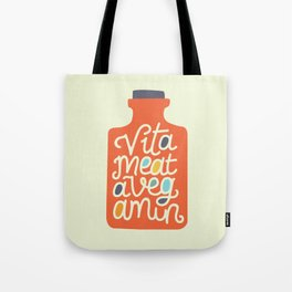 Vitameatavegamin Tote Bag