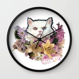 Van Kedisi Wall Clock