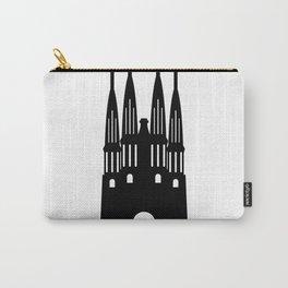 Sagrada Familia Carry-All Pouch