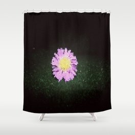 Small Flower #3 Shower Curtain