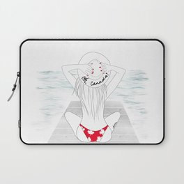 Strong and Free Laptop Sleeve
