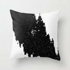 Pixelhole Throw Pillow