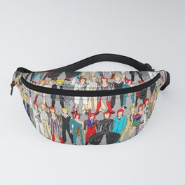 Retro Vintage Fashion 1 Fanny Pack