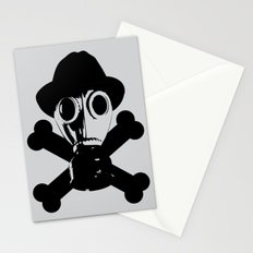 Man in the Mask Stationery Cards
