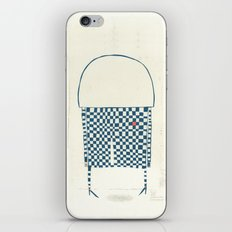 Life is not easy  iPhone & iPod Skin