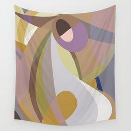 Shapes of Bob Wall Tapestry