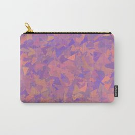 Sunset Mosaic 3 Carry-All Pouch