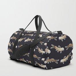 Leopard catfish Duffle Bag