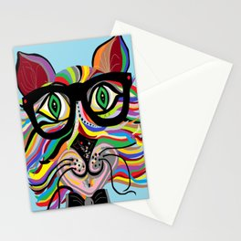VERY Cool Cat Stationery Cards