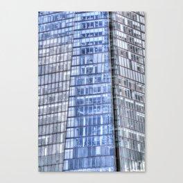 The Shard London abstract Canvas Print