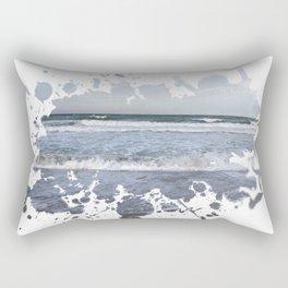 Sea Splash Rectangular Pillow