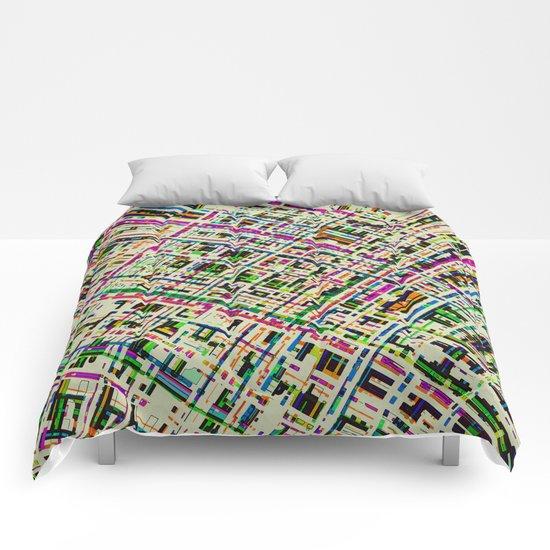 Circuit Circuit Comforters