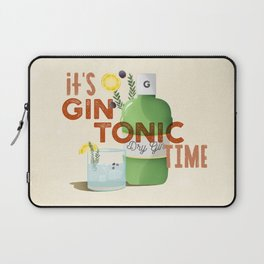 It's Gin Tonic time! Laptop Sleeve