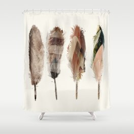 native earth Shower Curtain