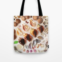 Cockles & Conch Tote Bag