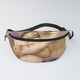 "William-Adolphe Bouguereau ""Psycheabduct"" Fanny Pack"