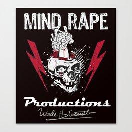 Mind Rape Productions Canvas Print