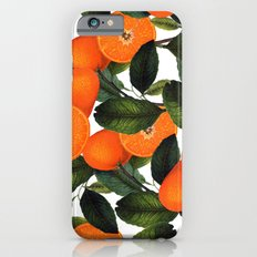 The Forbidden Orange #society6 #decor #buyart iPhone 6 Slim Case