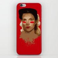 jewish iPhone & iPod Skins featuring Jewish Vengeance by Ashley