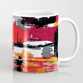 Mid-century Fabric Pattern #106 Coffee Mug