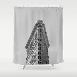 Flatiron Building New York City Shower Curtain