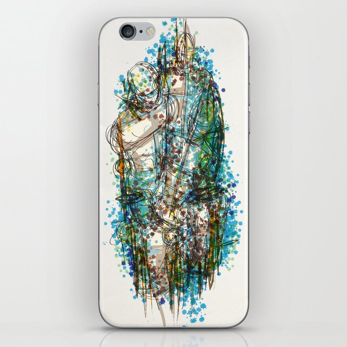 Bodies iPhone Skin