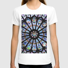 Cathedral Stained Glass T-shirt