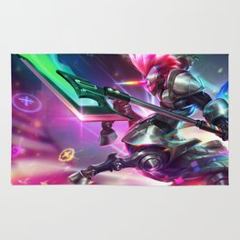 Arcade Hecarim League Of Legends Rug