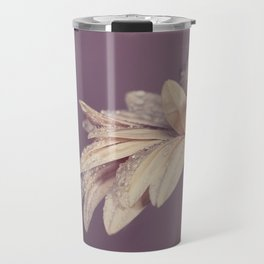 Gerbera Yellow flower Travel Mug