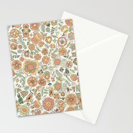 Naranjas Stationery Cards