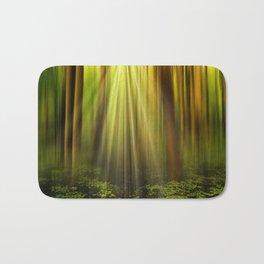 Dreamy forest Bath Mat