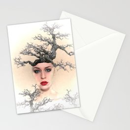 Earth Queen Stationery Cards