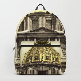 Les Invalides, Paris, France Backpack