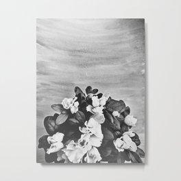 Azalea minimal Metal Print