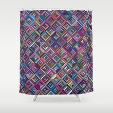 Optica Shower Curtain