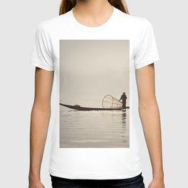 Inle Lake Myanmar T-shirt