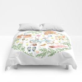 Eco city style Comforters