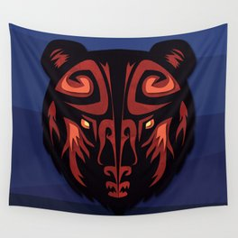 """""""Mathuin in Vector"""" by Paper Laine Wall Tapestry"""